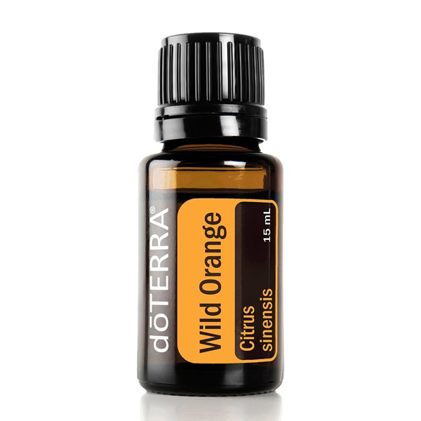 DoTerra ulei esential, wild orange 15 ml